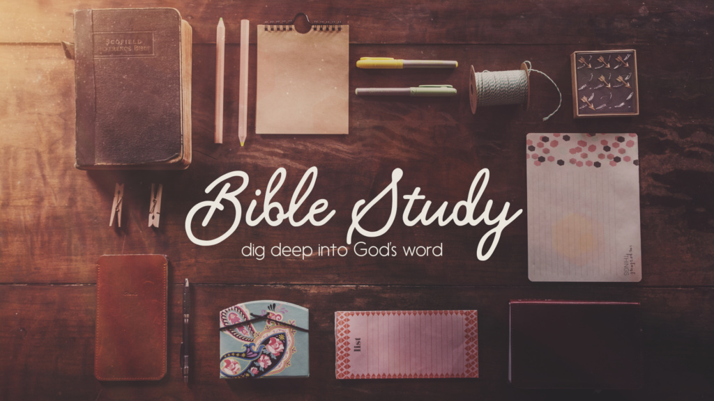 Lamplighters Bible Study — A Ministry of Covenant ...