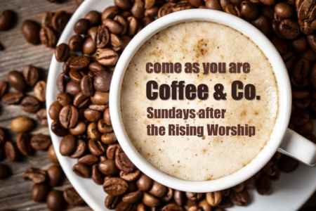 Come As You Are - Coffee & Co.