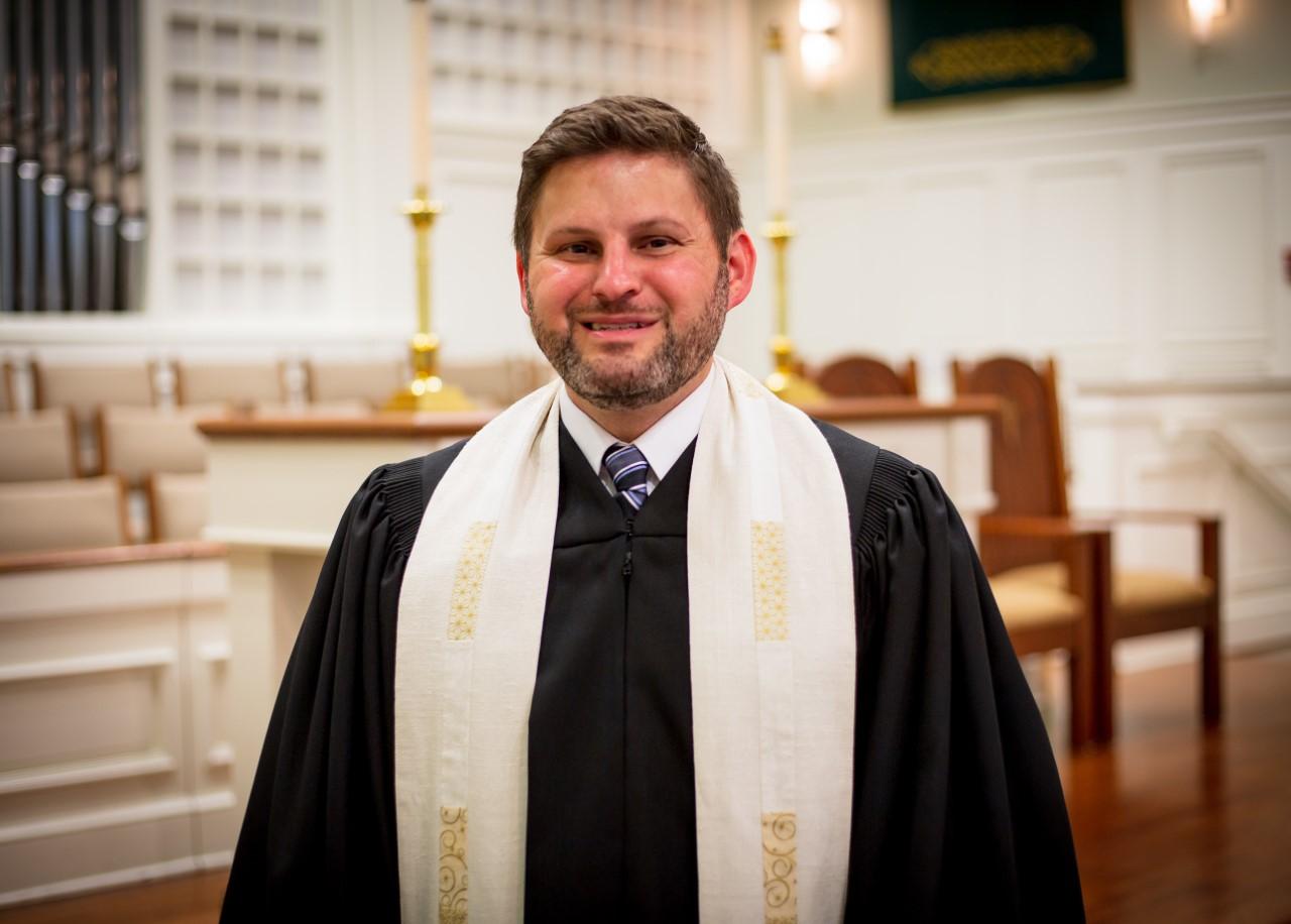 Rev. Chris Peters